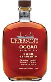 Jefferson's Ocean Aged at Sea Cask Strength Bourbon 750ml