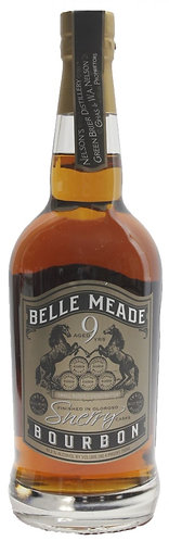 Belle Meade 9 Year Sherry Finish Bourbon 750ml