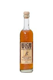 High West American Prairie Reserve Bourbon 750ml