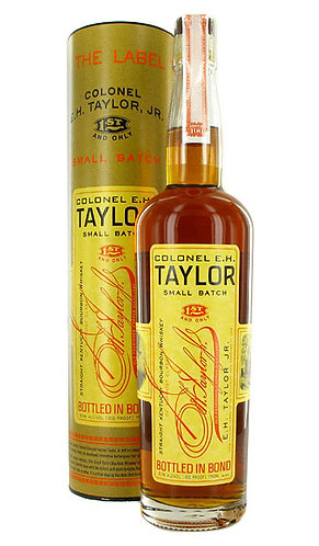 Colonel E H Taylor Small Batch Straight Kentucky Bourbon Whiskey 750ml
