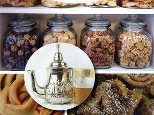 Les Pâtisseries Marocaines