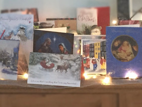 The Christmas Card Connection