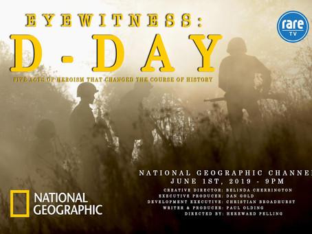 Eyewitness D-Day