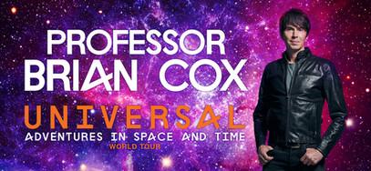 Brian Cox Universal