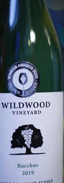Wildwood Vineyard Bacchus 2019
