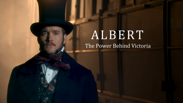 Albert:The Power Behind Victoria