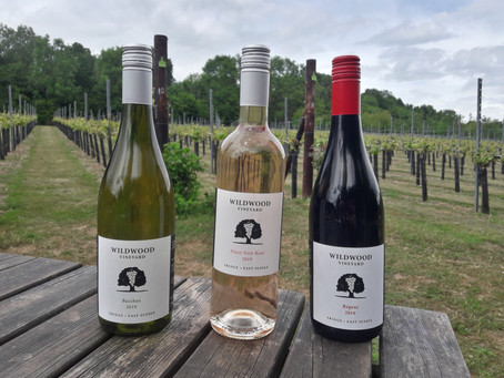 first release of 2019 wines
