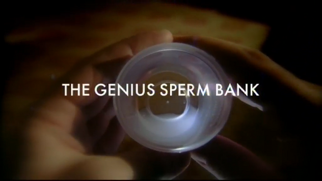 The Genius Sperm Bank