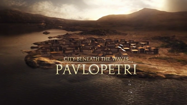 City Beneath the Waves: Pavlopetri