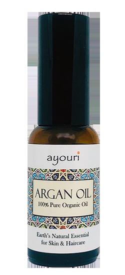 100% Pure Organic Argan Oil (30ml)