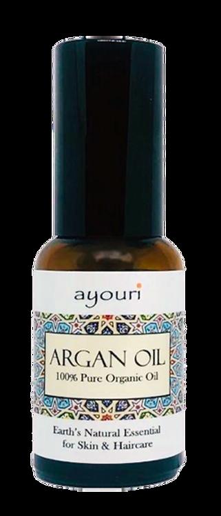 100% Pure Organic Argan Oil (15ml)