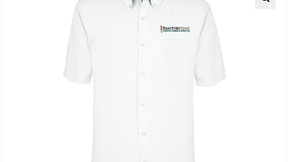 Excel RealtorsEdge® Full Button Up Dress Shirt