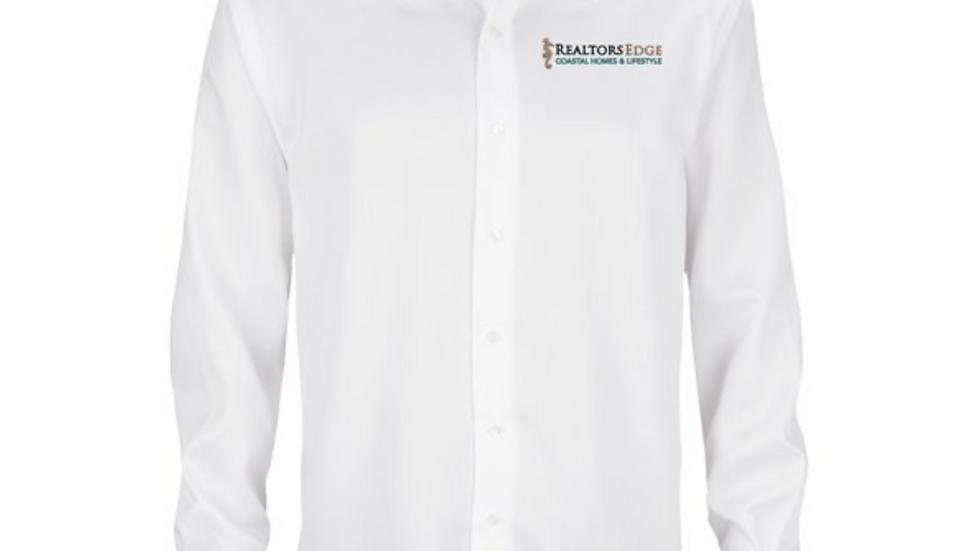 Calvin Klein RealtorsEdge® Long Sleeve Button Up Dress Shirt