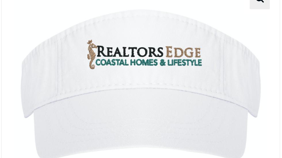 RealtorsEdge Visor Hat