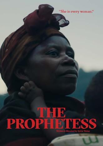 Sylvie Weber_The Prophetess_Poster.jpg