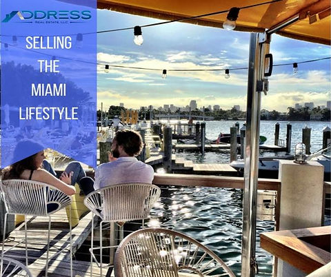 Address Real Estate LLC, Miami Beach Real Estate, Coconut Grove Real Estate, Real Estate Broker