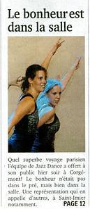 JDJ Jazz Dance Corgémont Paris 2004