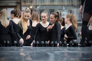 Jazz Dance Corgémont - Fête de la danse 2016