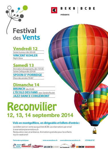 Festival des Vents 2014