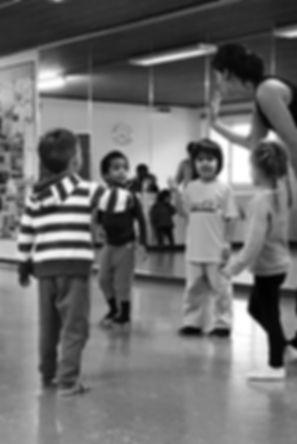 Jazz Dance Corgémont - Eveil à la danse