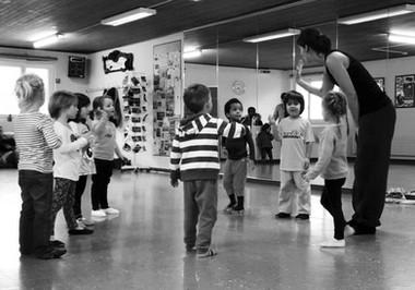 Eveil à la Danse 4-5 ans - NOUVEAU !!!