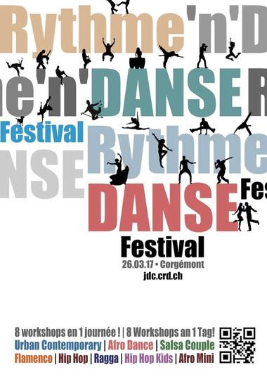 Rythme n'DANSE Festival 2017 - 3ème édition
