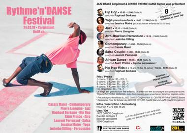 Rythme'n'DANSE Festival 2019