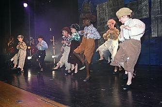 Jazz Dance Corgémont The Musical Show2001