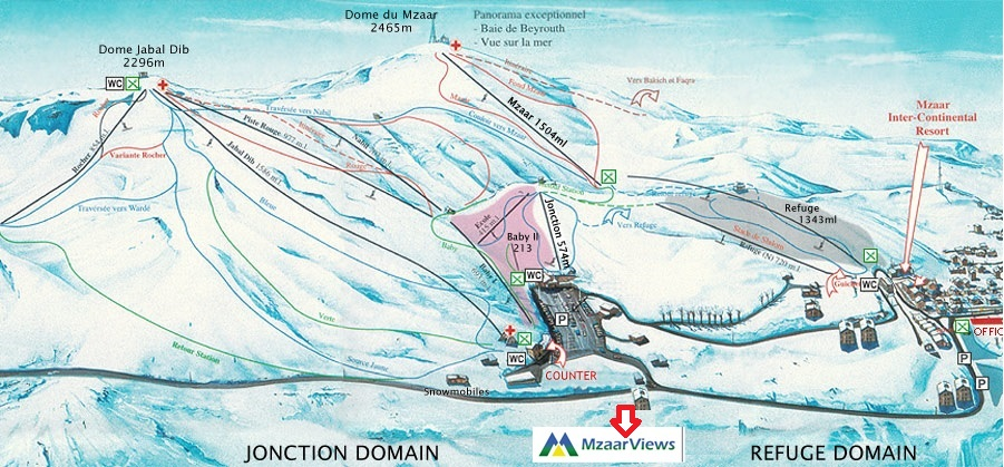 Ski Guide - Location