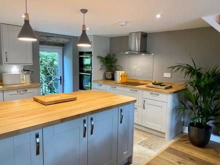kitchen overview.