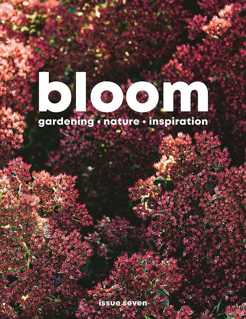 bloom magazine issue 7.