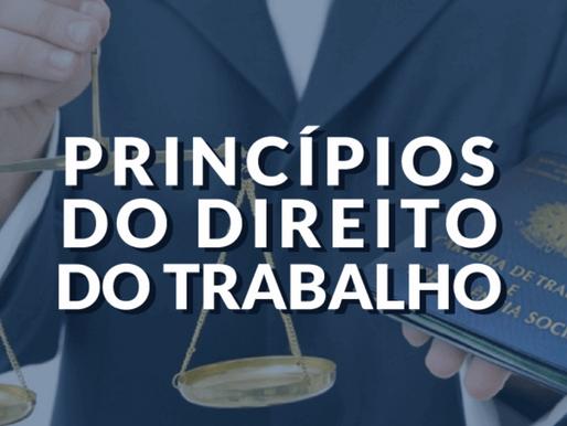5 PRINCÍPIOS DO DIREITO DO TRABALHO QUE TODO ADVOGADO TRABALHISTA DEVE CONHECER E FAZER USO