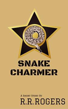 Snake Charmer Book Cover R.R. Rogers