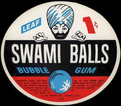 Swami Balls
