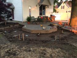 Dirt Work & Perimeter Layout