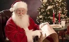 A Christmas Escape: Santa's Naughty List