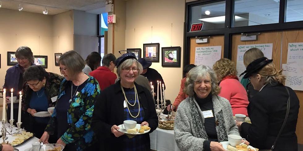 Volunteer Sign Up /  Winter Tea