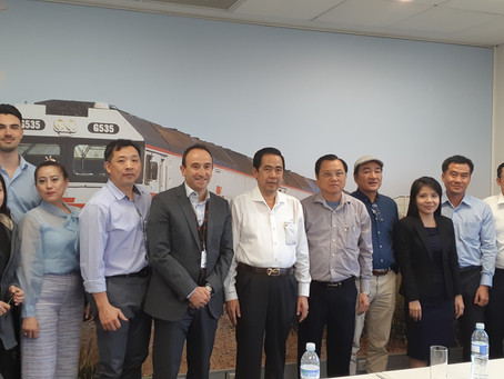 SCT Team Successfully Hosted Vietnamese Port Delegation and Chisholm Institute Members
