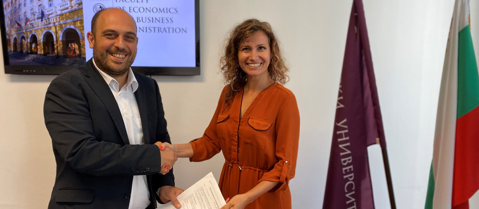 BAKSOS and Sofia University join forces to train experts in responsible and sustainable management
