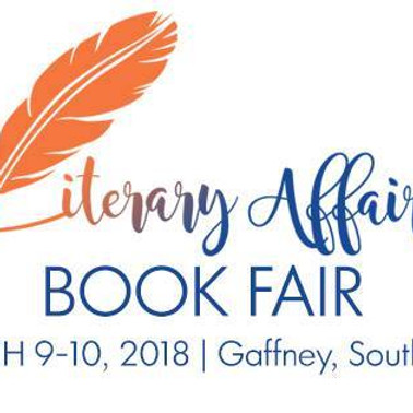 Literary Affair in Gaffney South Carolina