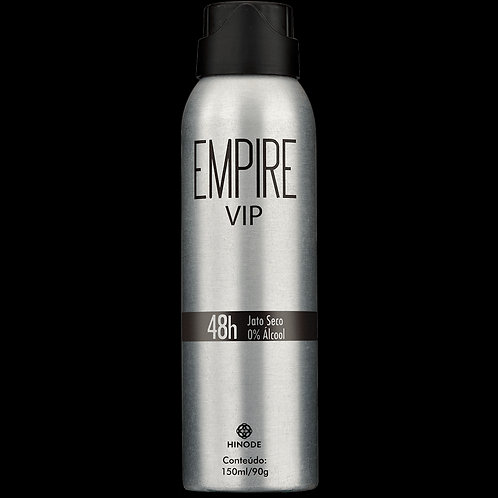 Desodorante Aerossol Antitranspirante EmpireVIP
