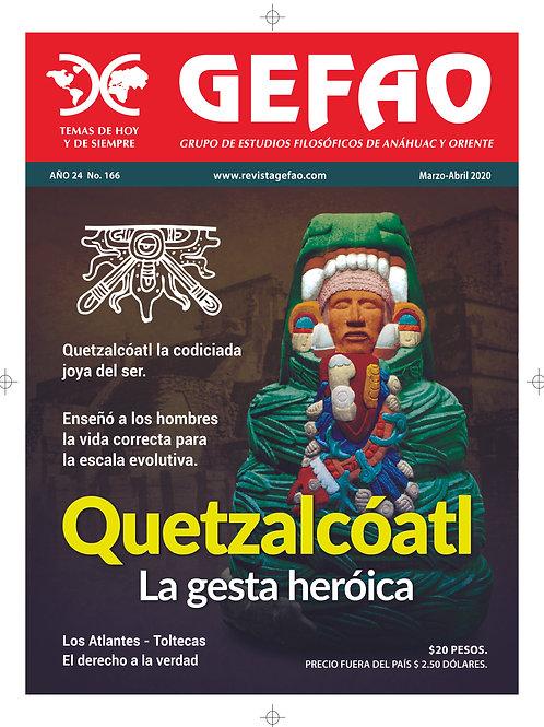 Quetzalcóatl   La gesta heroica