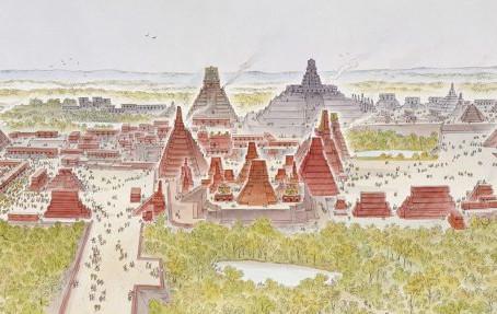 Ciudades Secretas Mayas