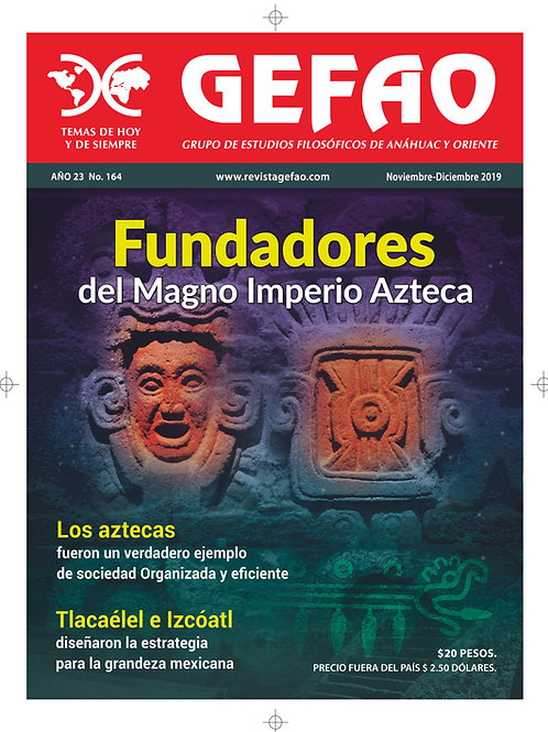 Fundadores del Imperio Azteca