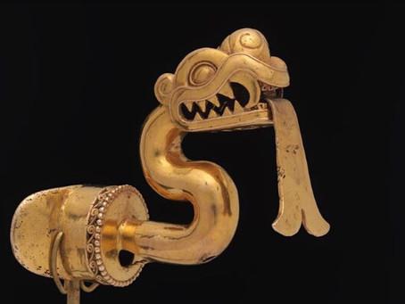 El misterio del oro Azteca