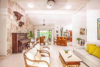 Sala villa dorada