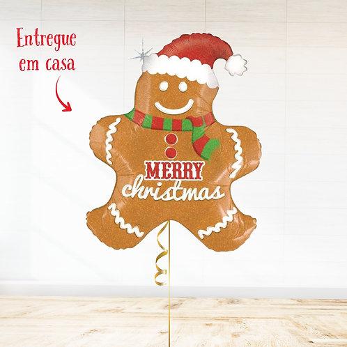 Balão Gingerbread