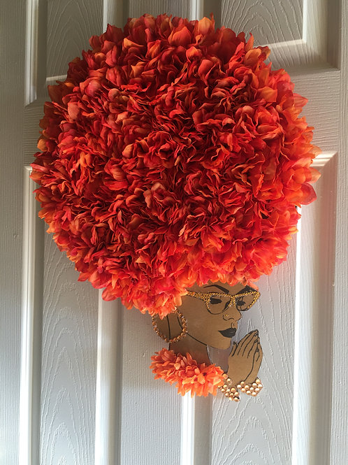 Diva Wreath Spice