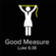 Good Measure-Primary [Black Background].