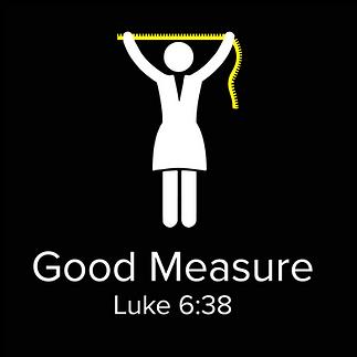 Good Measure-Primary [Black Background].